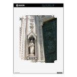 Green Cathedral Door Decals For iPad 2