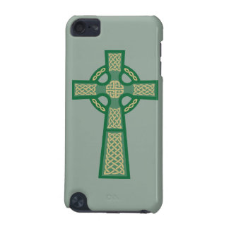 Green Celtic Cross iPod Touch iPod Touch 5G Cover