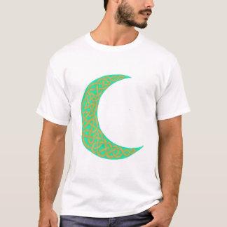 Green Celtic Moon shirt