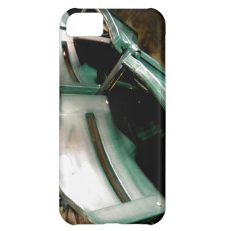 Green Chairs Case For iPhone 5C