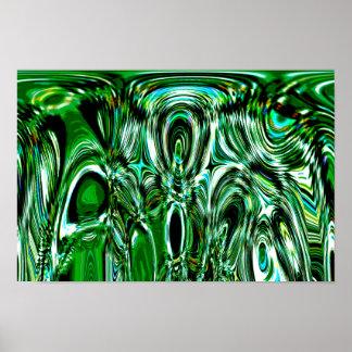 green chaos poster