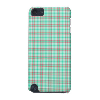 Green checked Case