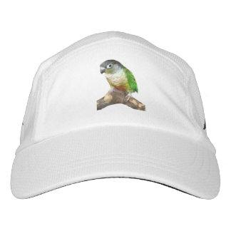 Green Cheech Conure Headsweats Hat