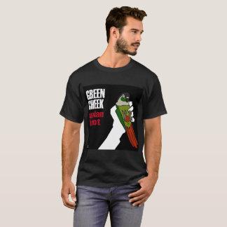 Green Cheek: Avian Idiot (Normal) T-Shirt