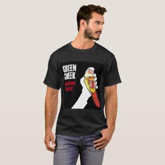 Green Cheek: Avian Idiot (Suncheek) T-Shirt