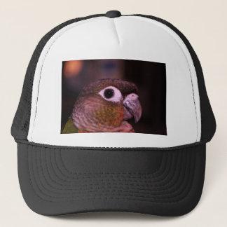 Green Cheek Conure Trucker Hat
