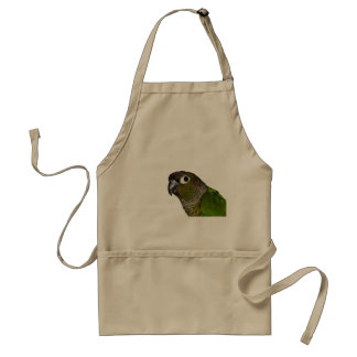 Green Cheeked Conure Adult Apron