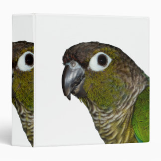 Green Cheeked Conure Binder