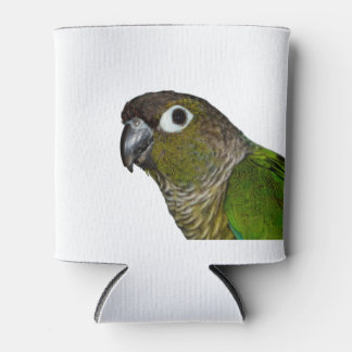 Green Cheeked Conure Can Cooler