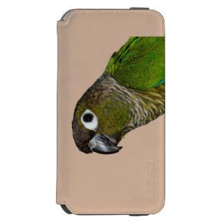 Green Cheeked Conure Incipio Watson™ iPhone 6 Wallet Case