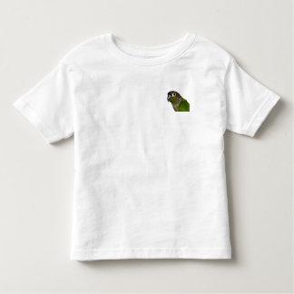 Green Cheeked Conure Toddler T-shirt