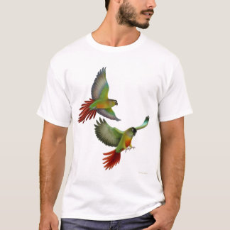 Green Cheeked Conures T-Shirt
