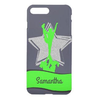 Green Cheerleader Flyer personalized iphone 7 case