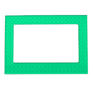 Green Cheese Look Magnetic Frame