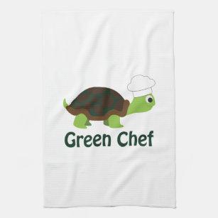 Incroyable Turtle Kitchen U0026 Hand Towels | Zazzle