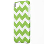 Green Chevron  iPhone 5 Case