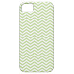 Green Chevron Pattern iPhone 5 Covers