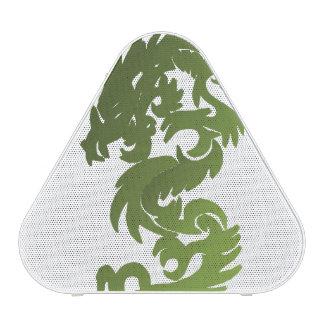 Green Chi Dragon Bluetooth Speaker