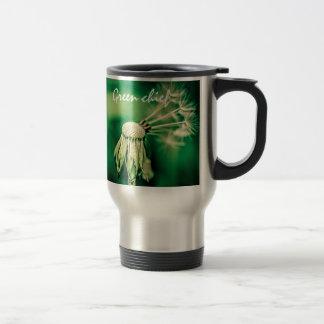 Green Chief Travel Mug