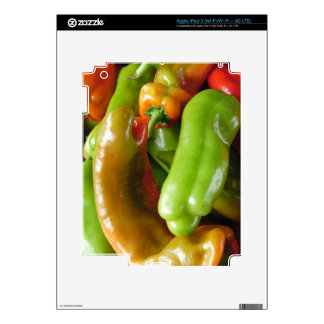 Green Chile ipad3 sleeve Decal For iPad 3