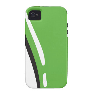green chili Case-Mate iPhone 4 cases