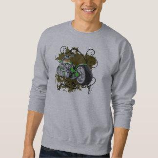 Green Chopper Sweatshirt