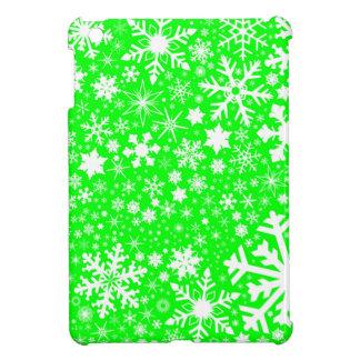 Green Christmas Blast Cover For The iPad Mini