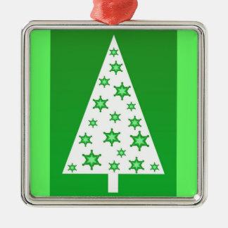 Green christmas tree - Ornament