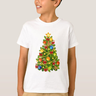 Green Christmas Tree T-Shirt