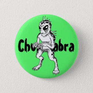 Green Chupracabra Crypto Button