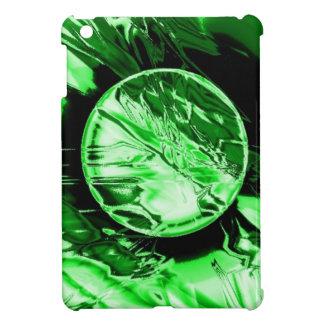 Green Circle iPad Mini Cases