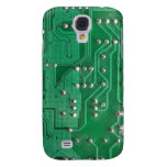 Green Circuit Board Texture 1 iPhone 3G Case Galaxy S4 Covers