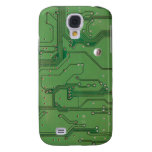 Green Circuit Board Texture 2 iPhone 3G Case Galaxy S4 Cover