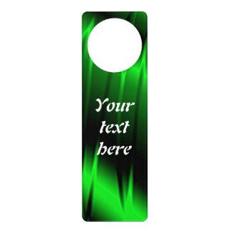 Green Claws Door Knob Hanger