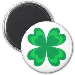 Green clover - Magnet