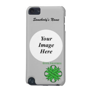 Green Clover Ribbon Template iPod Touch 5G Case