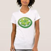 Green Clover T-Shirt