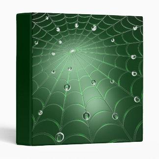 Green Cobweb Binder
