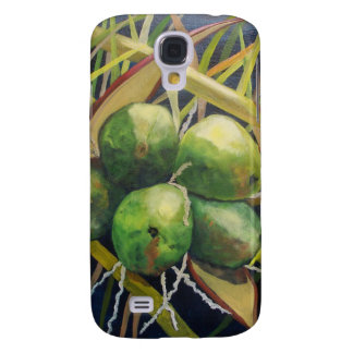 Green Coconuts iPhone 3 Case