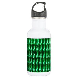 Green Color Iamge Stainless Steel Water Bottle