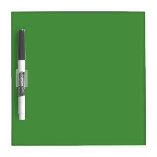 Green Color Small Dry-Erase Board