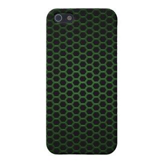 Green Comb Speck Case