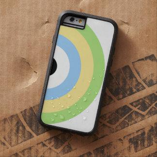 Green Combination Bullseye Tough Xtreme iPhone 6 Case