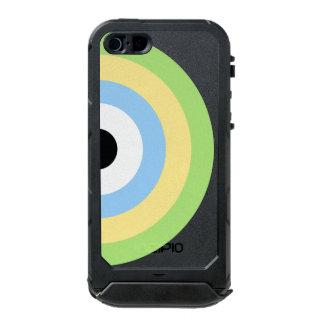 Green Combination Bullseye Incipio ATLAS ID™ iPhone 5 Case