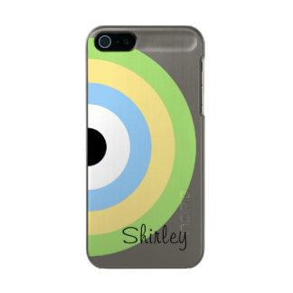 Green Combination Bullseye Incipio Feather® Shine iPhone 5 Case