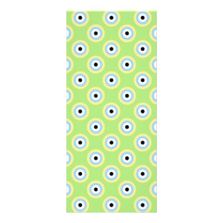 Green Combination Circles by Shirley Taylor Rack Card
