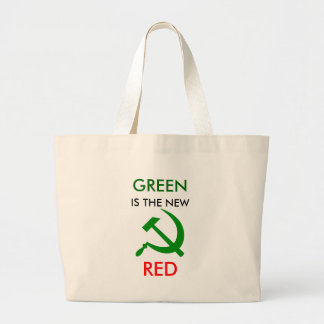 Green Commie Bag