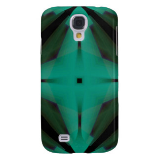 Green Compass Galaxy S4 Cover