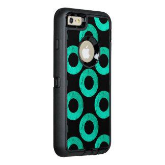 Green Copper Verdigris Patina Dot OtterBox Defender iPhone Case