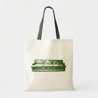 green couch bag